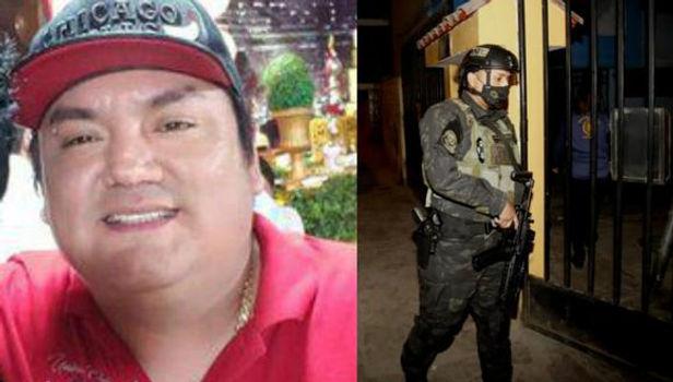 Allanan vivienda de Chacalón Jr. en operativo contra trata de personas