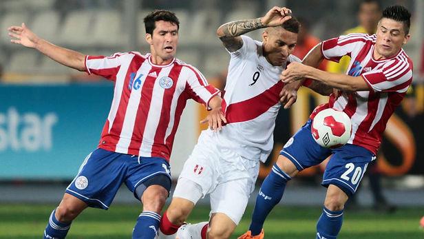 Estos son los convocados de Paraguay para enfrentar a Perú el 8 de octubre por Eliminatorias