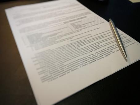 """Может ли работать бизнес без """"нормально"""" оформленных документов, договоров?"""