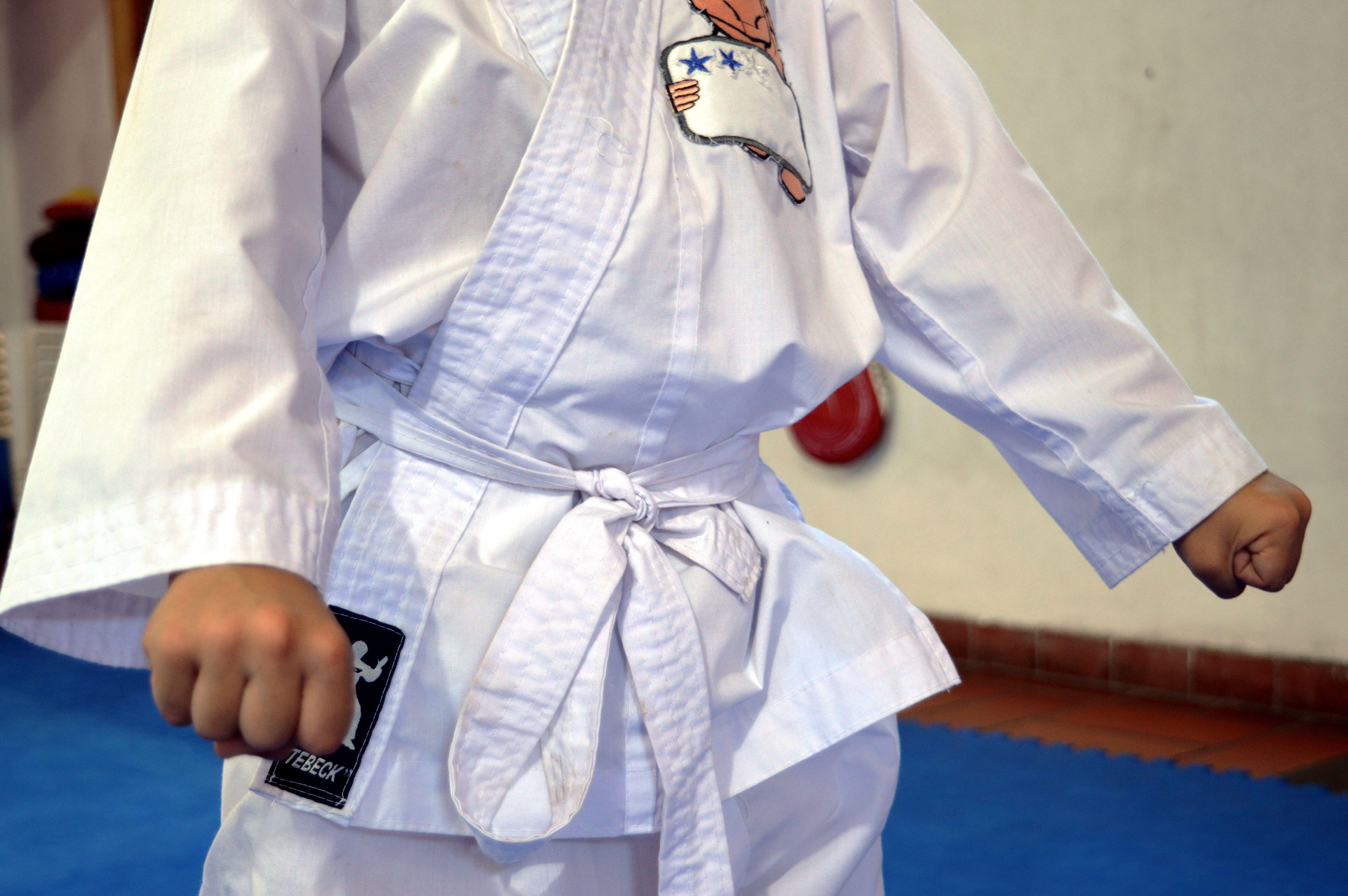 concentración artes marciales