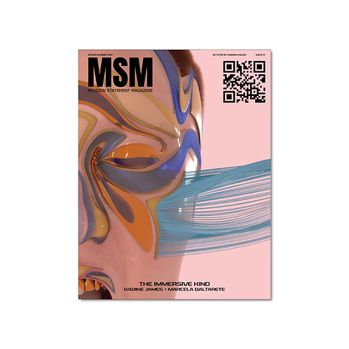 The Social Experiment - Issue 001 - IMK Limited Edition Cover