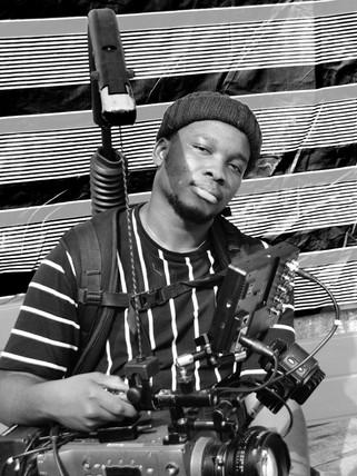 ADEMOLA FALOMO OFFERS A GAZE THROUGH THE LENS OF A NIGERIAN FILMMAKER