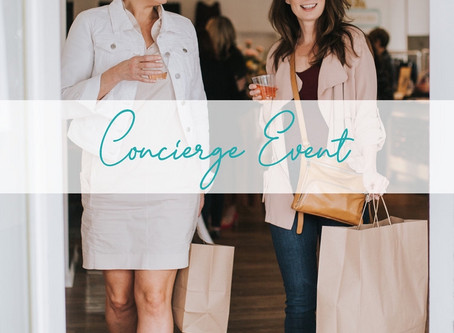 Lake Oswego Concierge Event