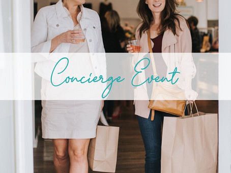 Lake Oswego Concierge Event