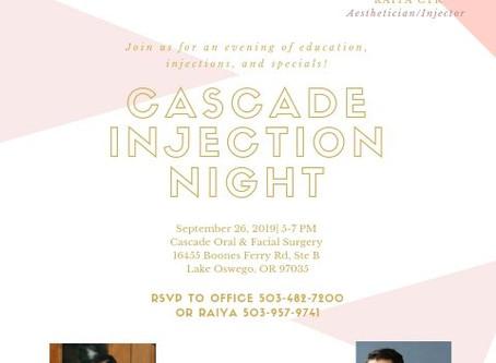 Lake Oswego Botox & Juvederm Injection Event