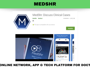 Market Audit for a Doctors Community App
