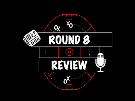 Round 8 Review