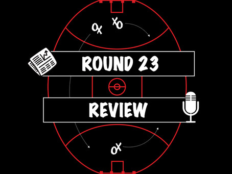 Round 23 Review