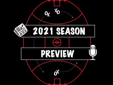 2021 Season Preview