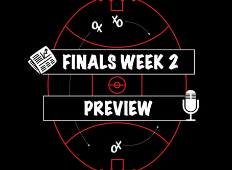 Finals Week 2 Preview