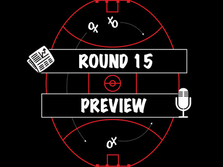 Round 15 Preview