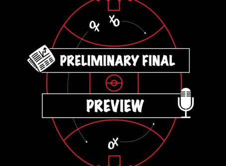 Preliminary Final Preview