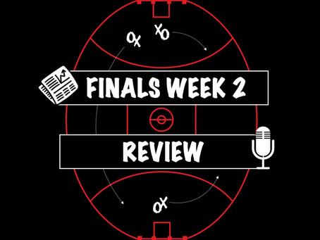Finals Week 2 Review