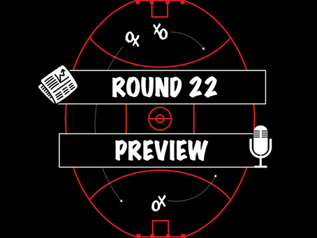 Round 22 Preview