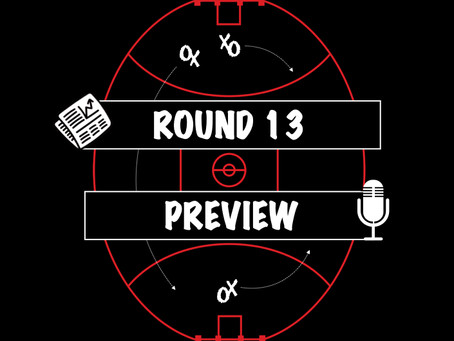 Round 13 Preview