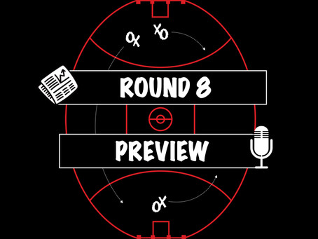 Round 8 Preview
