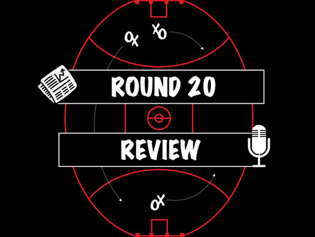 Round 20 Review