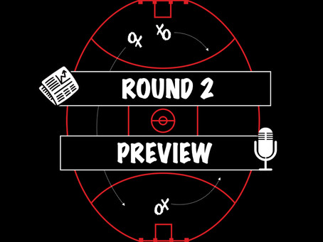 Round 2 Preview
