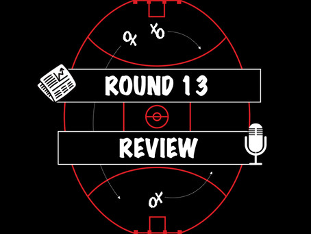 Round 13 Review