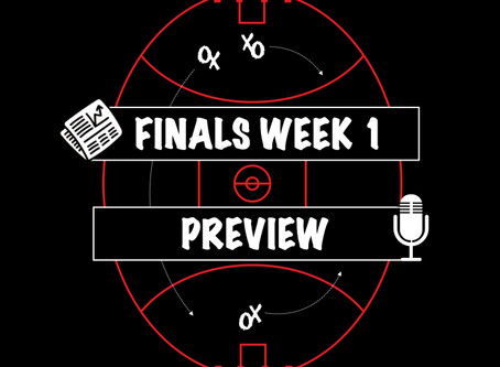 Finals Week 1 Preview