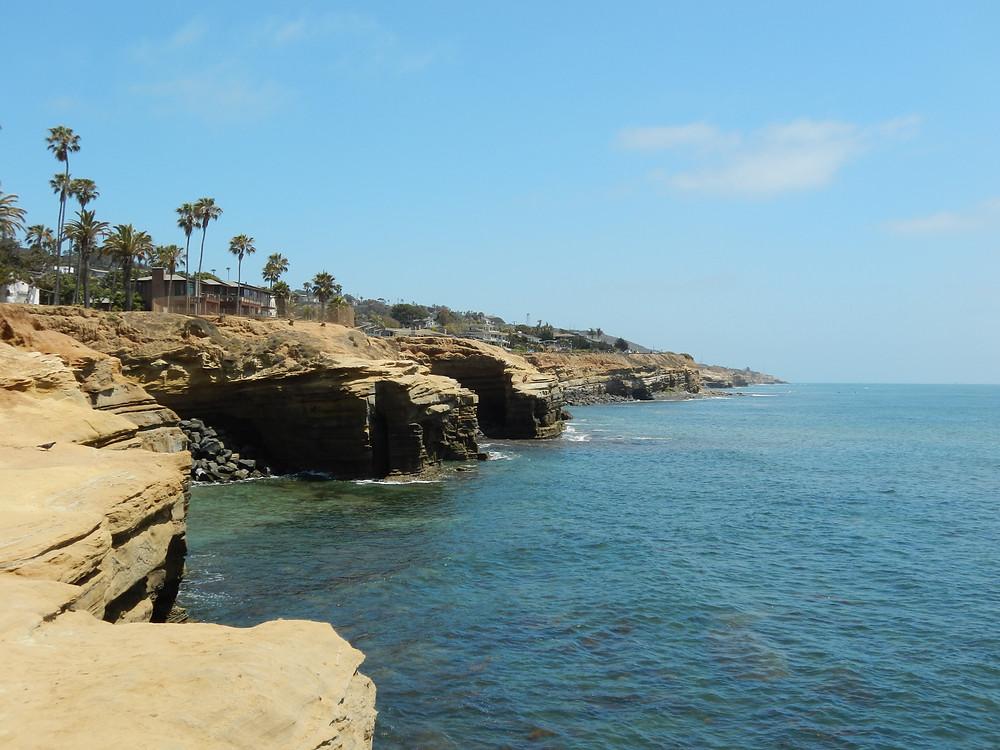 Sunset Cliffs California