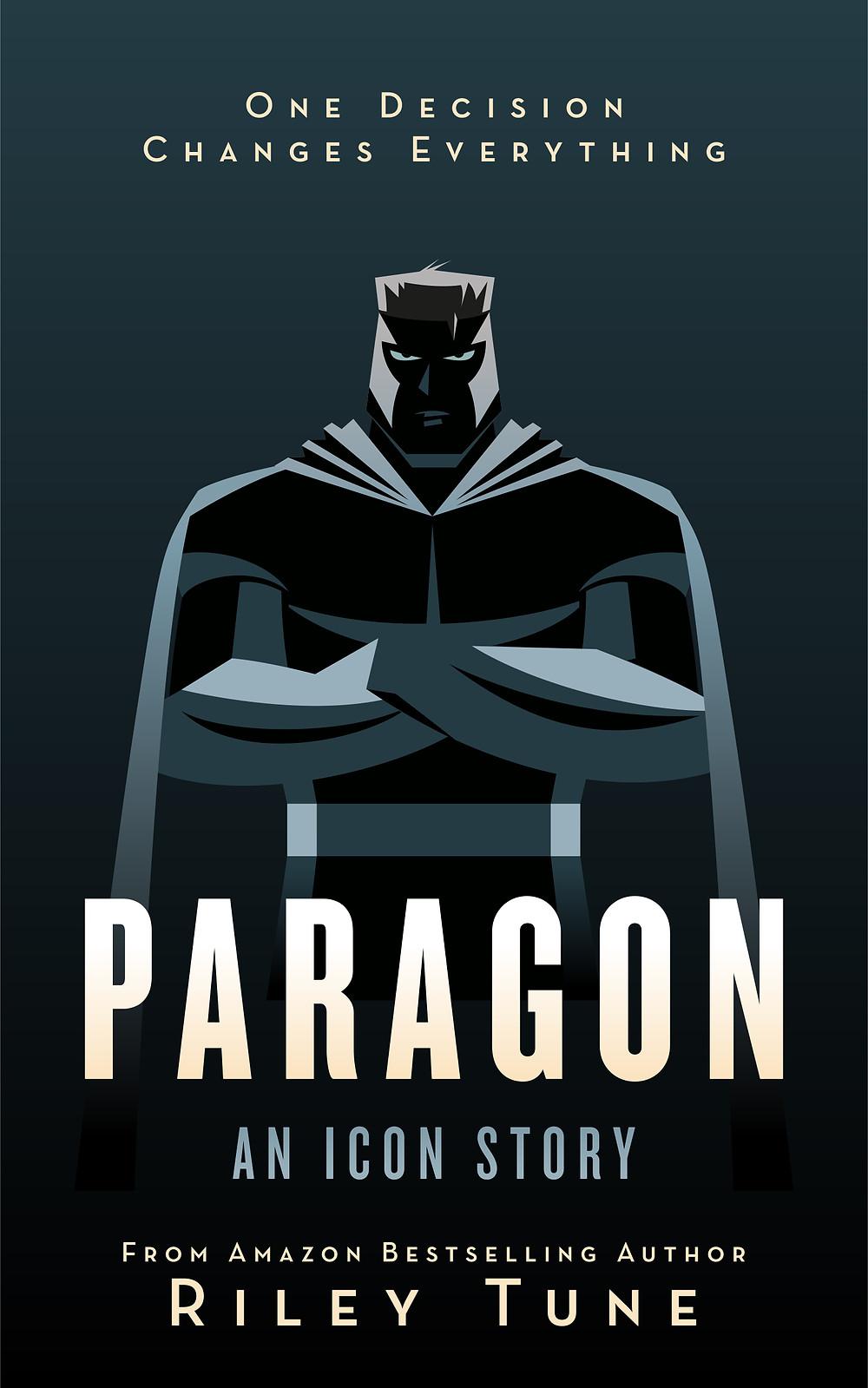 Paragon book cover