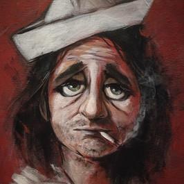 Sad eyed sailor