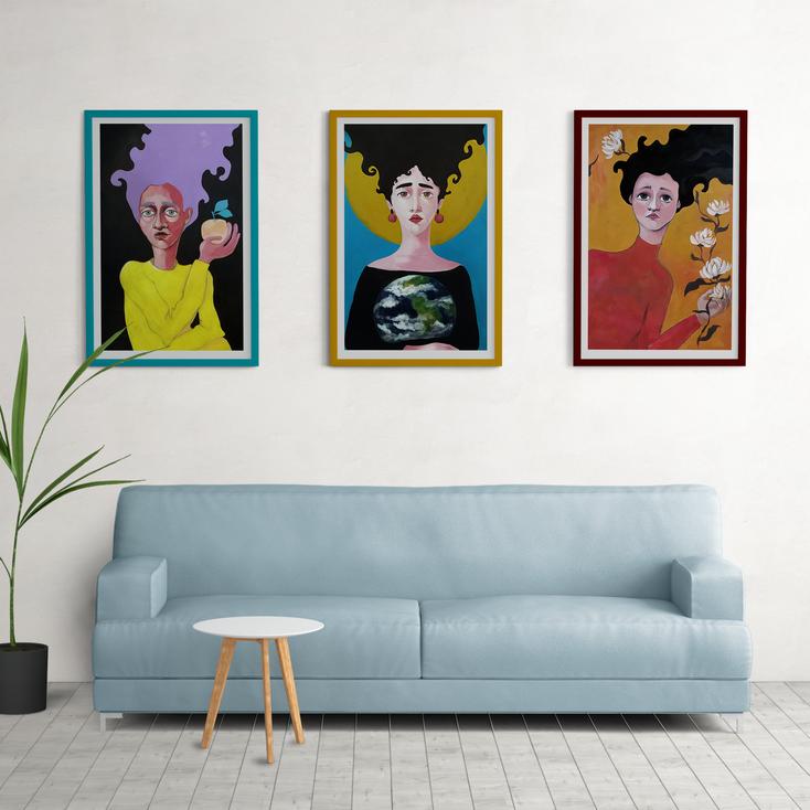 Living room - trio