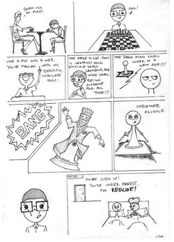 First Comic