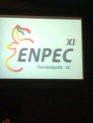 XI Congreso Internacional sobre Enseñanza de la Ciencias -ENPEC, Brasil-