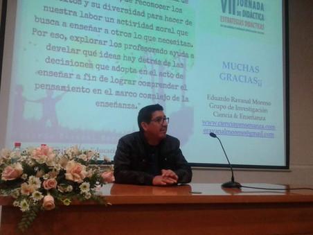 IV Encuentro sobre Estrategias Didácticas para una Enseñanza y aprendizaje contextualizado e inclusi