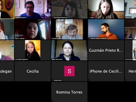 Charla a Colegio de Valdivia: Didáctica Situada para Aprendizajes Profundos