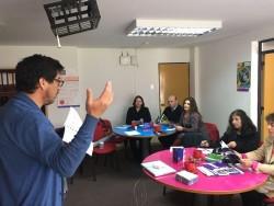 Coloquio sobre la formación inicial y la didáctica / Universidad de La Serena