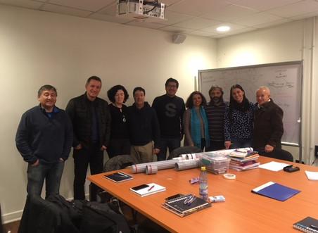Estudiantes del programa de Doctorado en Educación de la Universidad Bernardo O´Higgins comparten id