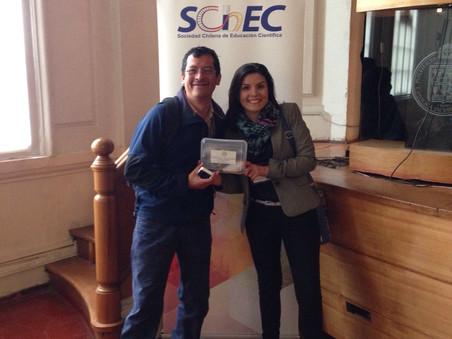 I Congreso de la Sociedad de Educación Científica (SChEC)