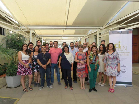 Encuentro anual del grupo Ciencia & Enseñanza 2020