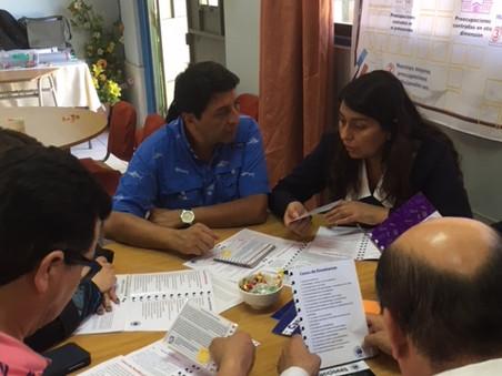 Estrategia RINDE con-Ciencia en la comuna de San Ramón
