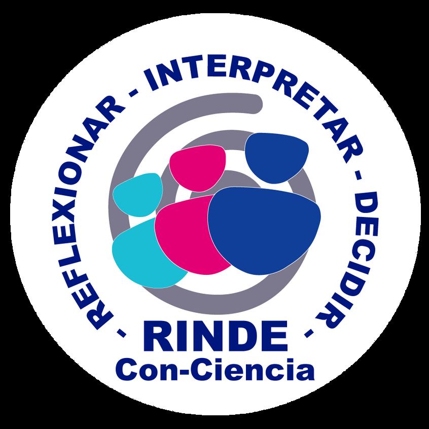 Logo RINDE Con Ciencia