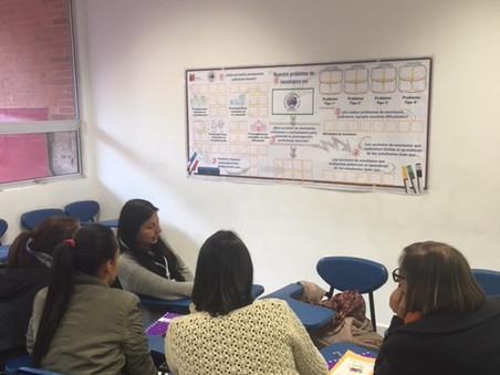 ESTRATEGIA RINDE con-CIENCIA en Colombia: La experiencia en Bogotá