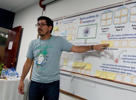 ESTRATEGIA RINDE Con-CIENCIA en Colombia: La experiencia con profesores de Montería