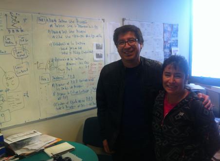 Pasante en el grupo Ciencia & Enseñanza