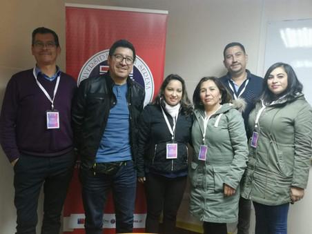 Taller de Reflexión sobre la Enseñanza de la Meiosis con profesores de biología de La Serena