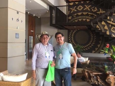 I Encuentro Internacional y II encuentro regional de Educación Ambiental en Montería, Colombia