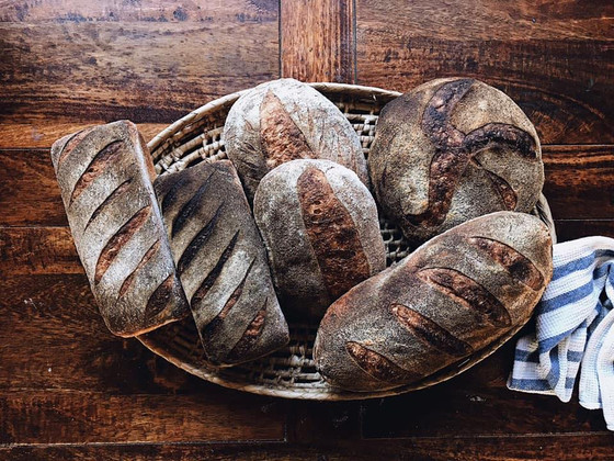 Knead. Bread & Coffee