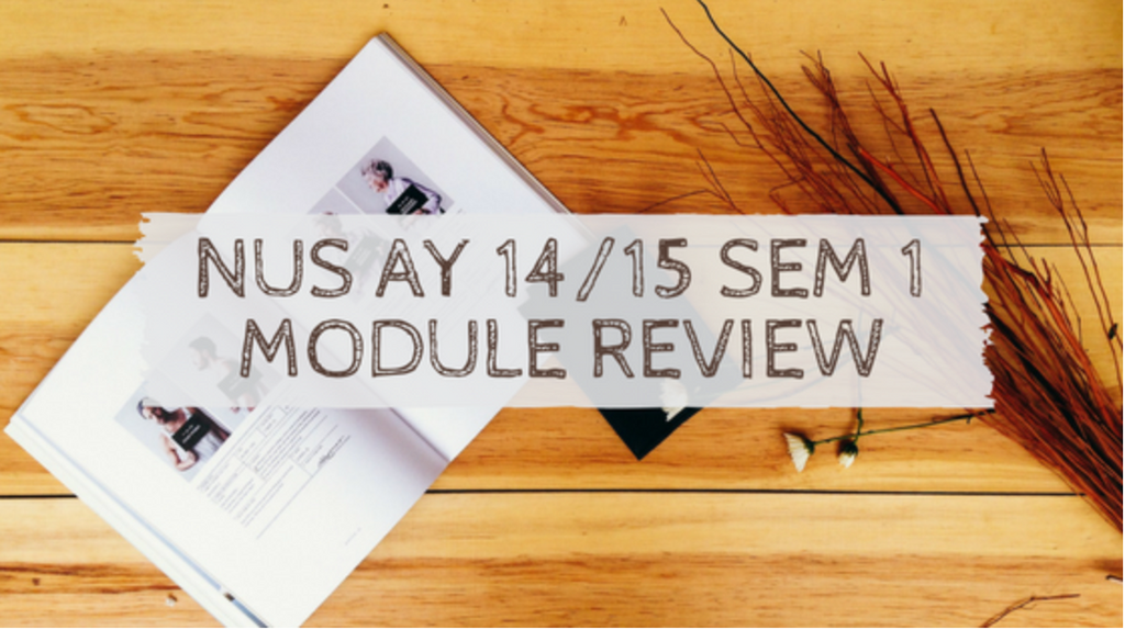 Nus Module Review