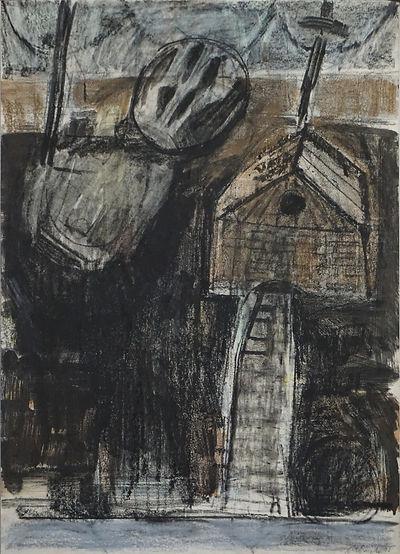 Christian Ulrich, 2015, Haus und Kreuz