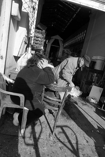 Christian Ulrich, Fotografie, Athen
