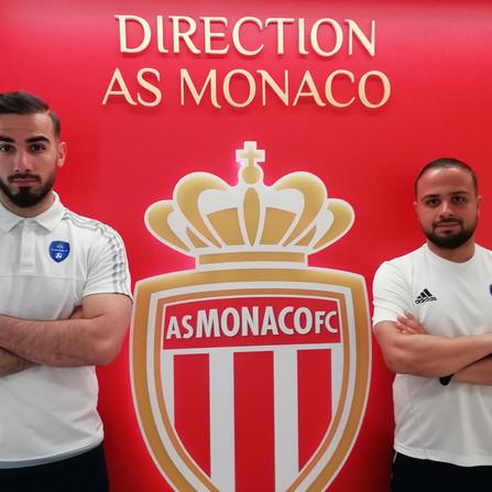 Partenariat AS Monaco