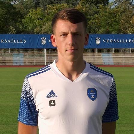Interview avec Maël Durand de Gevigney, défenseur central au FC Versailles