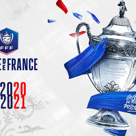 Le FC Versailles fait son entrée en Coupe de France